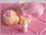 Deko-Baby (rosa)