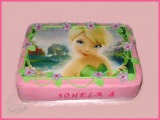 Tinkerbell-Torte