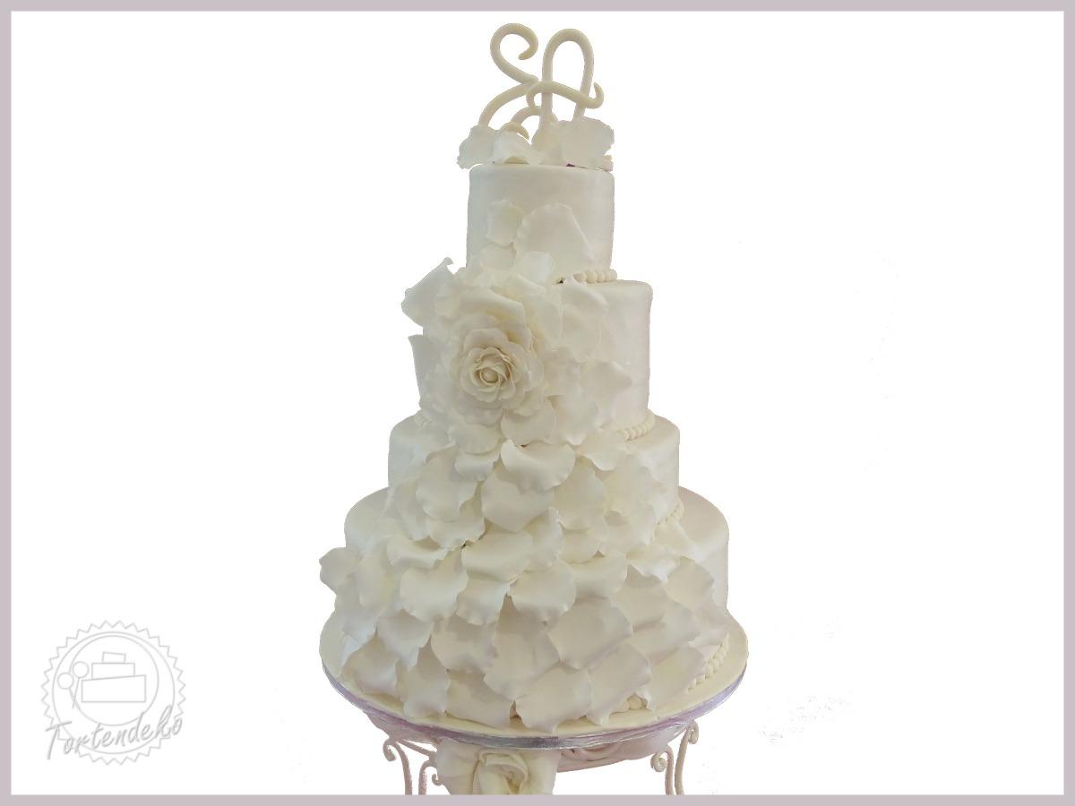 Pin Macarons E Bem Casados Le Douce Bolo De Casamento Torre Cupcakes ...