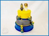 Hochzeitstorte-Minios