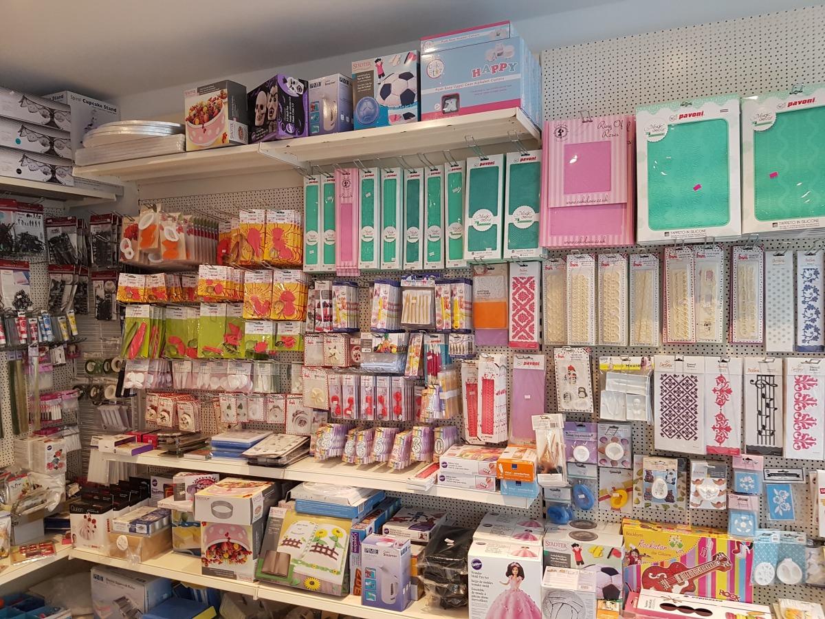 Sortiment Tortendeko-Shop in Bovenden