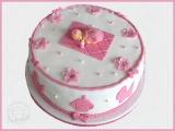 Torte für Baby-Party