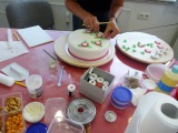 Workshop - Torte dekorieren